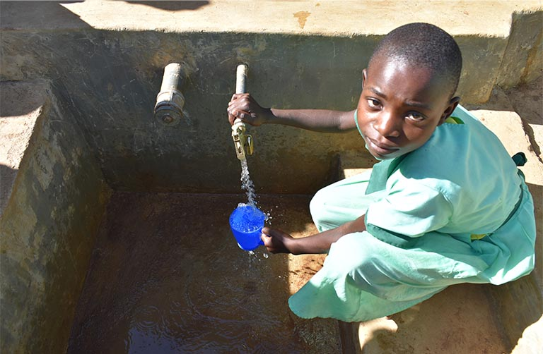 The_Water_Project_Wells