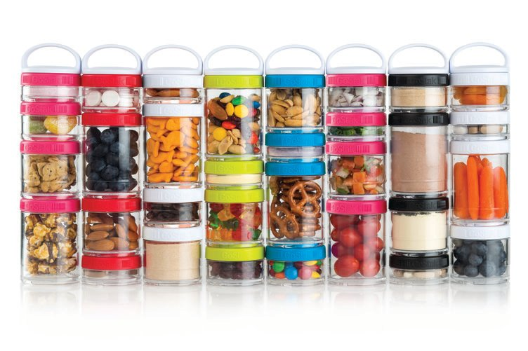 blenderbottle gostak snacking containers