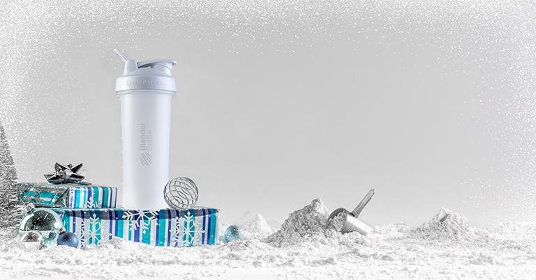 BlenderBottle Holiday Shaker Bottles