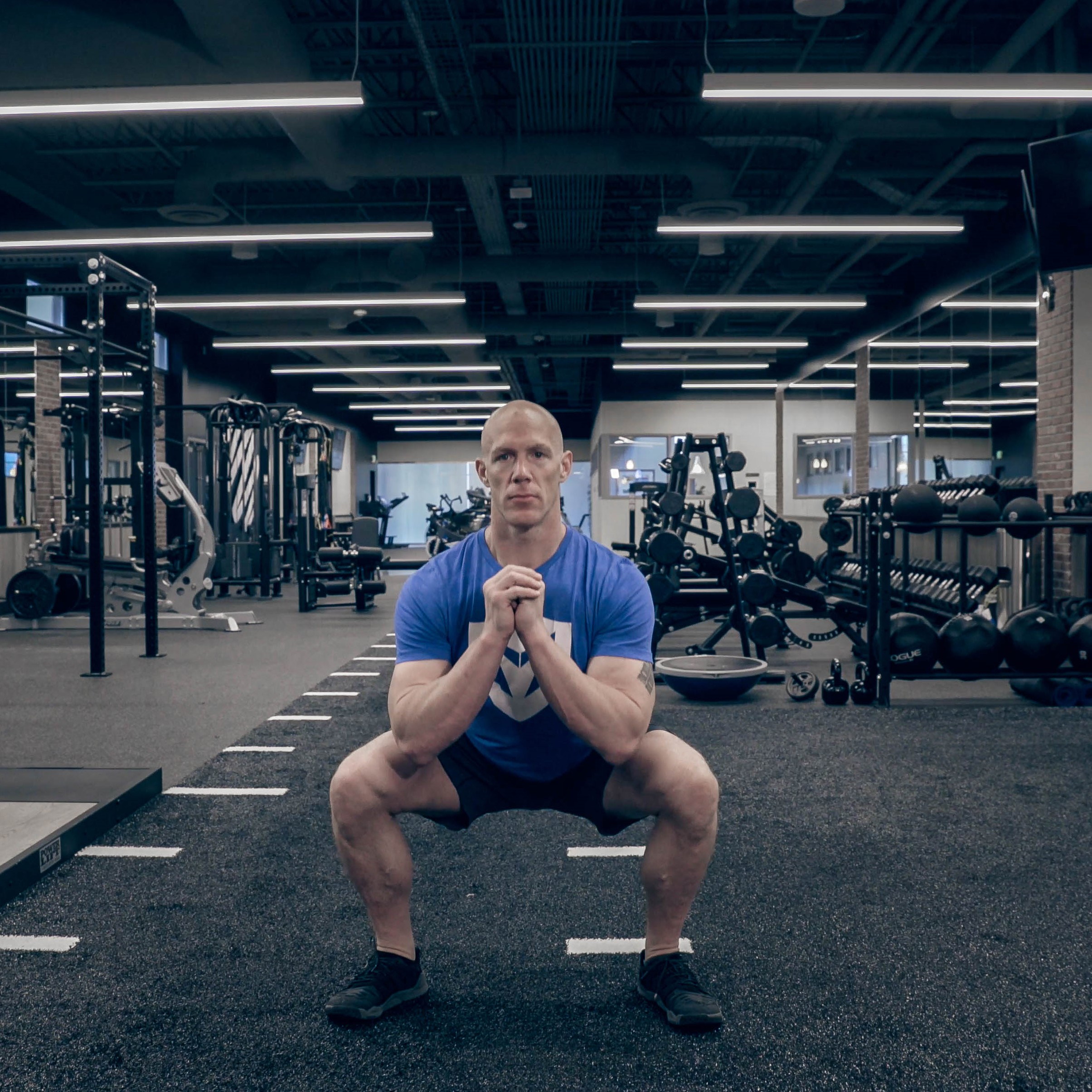 How To Air Squat With Bobby Maximus