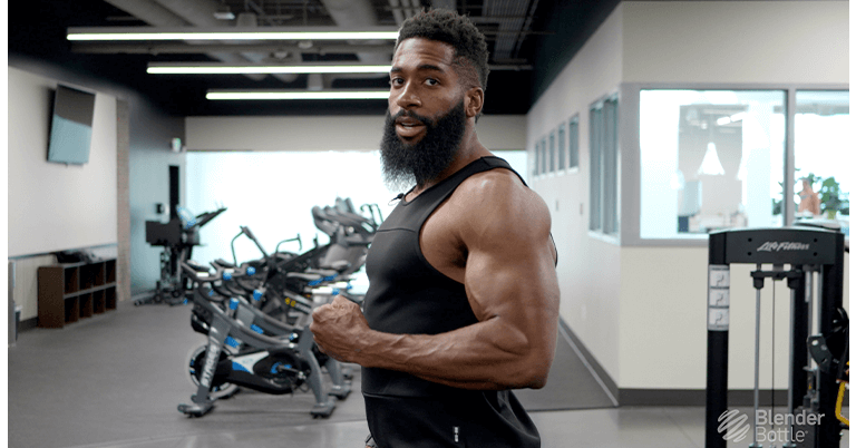 How to build bigger shoulders