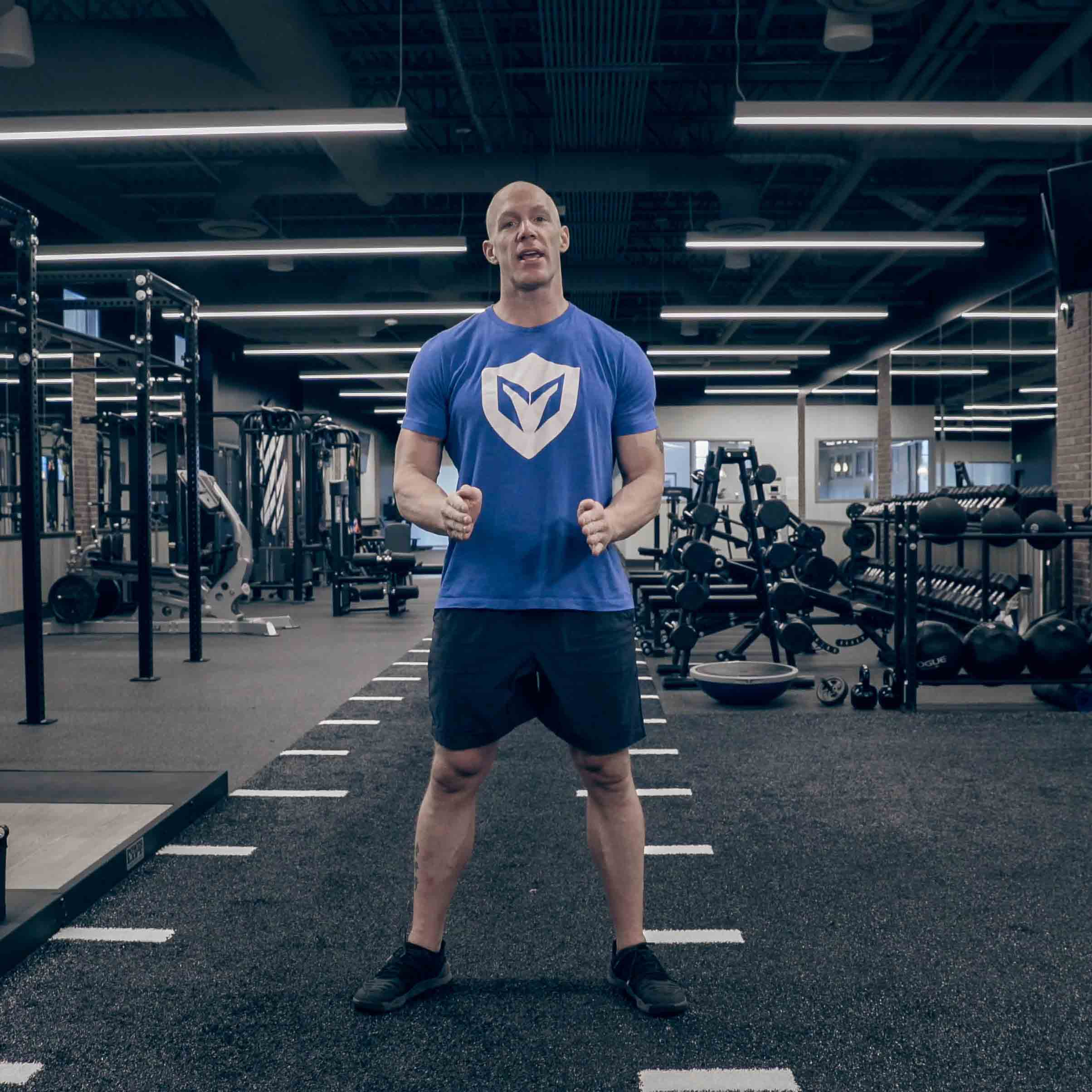 How to Exercise Videos with Bobby Maximus and BlenderBottle Brand Shaker Bottles