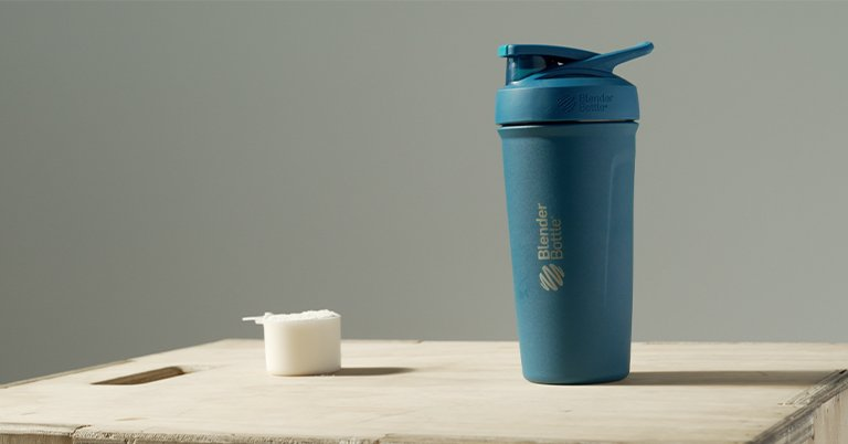 Protein Shaker with Protein Powder