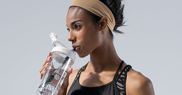 The Benefits of Drinking Enough Water with BlenderBottle