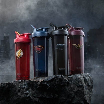 Superhero Shakers. Now in Stock.