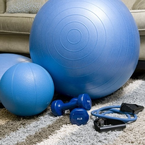 How To Turn Any Space Into A Home Gym